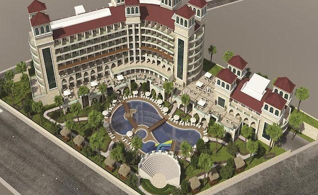 azalea hotel alanya
